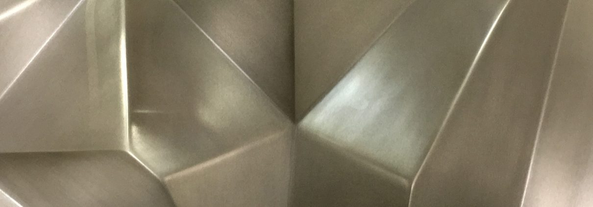 Example Custom Colour, 70% Nickel Silver and 30% Gold